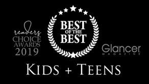 KIDS + TEENS   2019 Best of the Best Winners