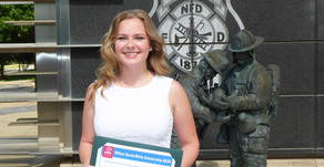 WEST SUBURBAN VIP | 14th Annual Officer David White Scholarship Awarded to Katelyn Schultz