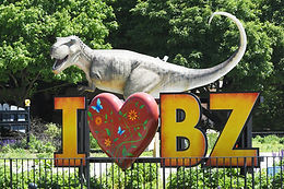 DINOS EVERYWHERE! | Brookfield Zoo Exhibit Returning March-September