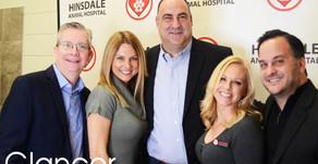 SCENE AROUND SUBURBIA   Hinsdale Animal Hospital Grand Opening (Feb 16)