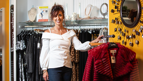 COVER STORY | Jill Card of Winfield, Stylish Gal to Know