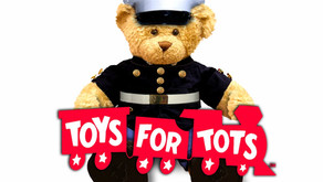 TOYS FOR TOTS | City of Geneva Invites You to Donate at Two City Locations