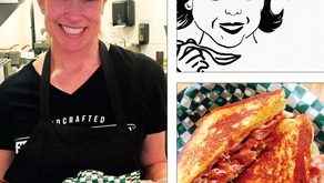 SAVORY & SWEET SISTERS | Everdine's Grilled Cheese Co.