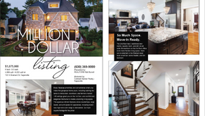 MILLION DOLLAR LISTING | Beauty Awaits In Naperville