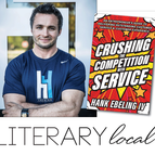 LITERARY LOCAL | Area Entrepreneur & Personal Trainer Writes Crushing the Competition with Service