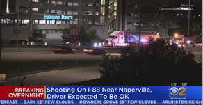 SHOOTING ON I-88 | Driver Injured In Shooting Near Naperville Sunday Night, CBS2-Chicago News Repor