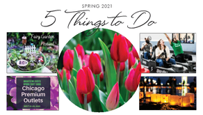 5 THINGS TO DO | Spring Is Here! Celebrate with these Fun Events & Activities