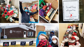 GLANCING THE GALLANT | St. Charles Woman Holds Gift Drive for Residents at The Grove