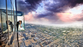 WEDDING BLISS | Win a Valentine's Day Wedding Experience Overlooking Chicago