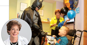 TO GIVE, TO INSPIRE | Local Hearing Foundation Assists Children with Brain Cancer