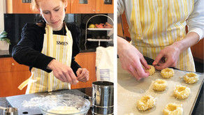 GLANCING THE GALLANT | High School Junior Bakes Cupcakes for COVID-19 First Responders