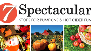 7 SPECTACULAR | Stops for Pumpkins & Hot Cider Fun