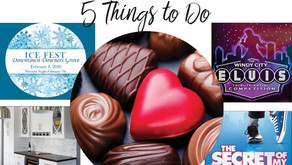 5 THINGS TO DO | February 2020