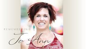 REMEMBERING JO ANN MIRABELLI | Cancer, COVID-19, and Carpe Diem
