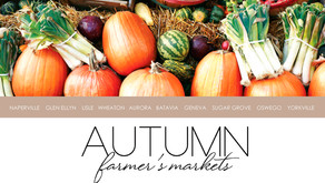 AUTUMN FARMER'S MARKETS | Shop Outdoors for All of Your Fall Favorites and Support Local
