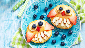 20 SNACKS TO MAKE THEM SMILE | From Owl Pancakes to a Monster Sandwich, The Kids Will Love Them