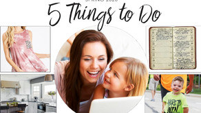 5 THINGS TO DO | Fun Local Things to Experience In May 2020