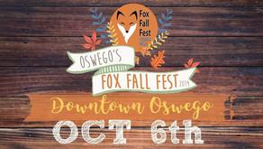 ANNUAL FOX FALL FEST | Held In Oswego October 6