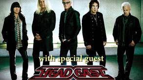 MUSIC NEWS | REO Speedwagon with Special Guest Head East to Play Aurora's RiverEdge Park