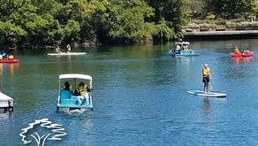 PADDLEBOATS! | Enjoy Some Paddleboat Quarry Fun this Season with Naperville Park District