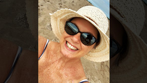 GLANCING THE GALLANT   Naperville Blogger Shares on Living with Terminal Cancer During the Pandemic