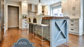 VINEYARD CHIC KITCHENS | Be Daring with a Stunning New Kitchen Design