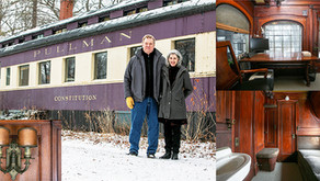 FABULOUS FAMILY | Meet The Cades & Their 100-Year Old Pullman Palace Train Car