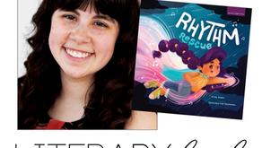 LITERARY LOCAL | Music Teacher Writes Best Selling Children's Book, Rhythm Rescue
