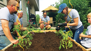 TO GIVE, TO INSPIRE | The Garden Works Project