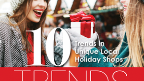 10 TRENDS | Unique Local Holiday Shops