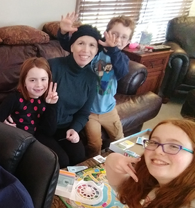 Naperville Mom In Need, Glancer Magazine