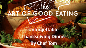 THANKSGIVING | Order an Unforgettable, Traditional Thanksgiving Meal, with Complimentary Brownies