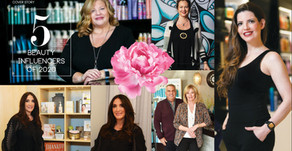 COVER STORY | 5 Beauty Influencers To Know