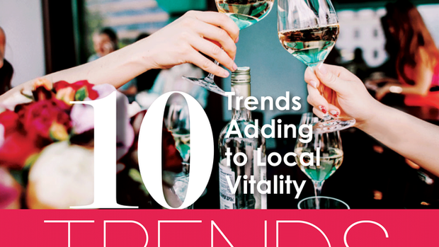10 TRENDS | Adding to Local Downtown Vitality