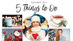 5 THINGS TO DO | Enjoy Cup of Cheer, Downtown Downers Grove, the Yuletide Festival & More