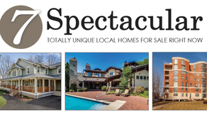 7 SPECTACULAR | Totally Unique Local Homes for Sale Right Now