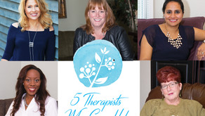 COVER STORY | 5 Therapists Who Can Help