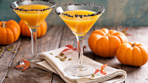 PUMPKIN PIE MARTINI | A Halloween Treat