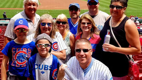 BEST NEIGHBORS EVER! | Cubs vs. Sox Leads to a Forever Friendship