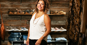 COVER STORY | Claudia Carmichael of Naperville, Stylish Gal to Know