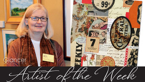 ARTIST OF THE WEEK | Carol Kazwick of Downers Grove