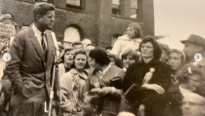 ON THIS DAY 60 YEARS AGO | Kennedy's Visit to Geneva, Illinois