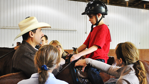 TO GIVE, TO INSPIRE | Helping Special Needs Residents with Horseback Riding