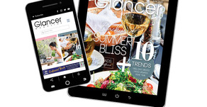 TECH TIME | Glancer App Now Available at Magazine's Website