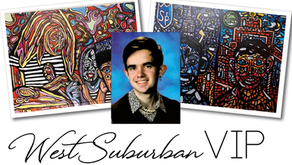 WEST SUBURBAN VIP   Glenbard West Senior William Hohe Wins Two Awards for His Photography Work