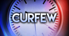 AURORA | Curfew & Travel Restrictions Remain In Place