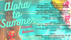 ALOHA TO SUMMER! | Head to Downtown Batavia this Weekend for Some Fun Summer Activities