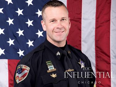 RON HAIN   Elburn Resident and Kane County Sheriff
