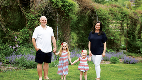 COVER STORY   Family Traditions: The Schmoker Hall Family Share on their Fun Family Adventures