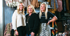 COVER STORY | The Fuller Family of Glen Ellyn & Naperville, Stylish Gals to Know